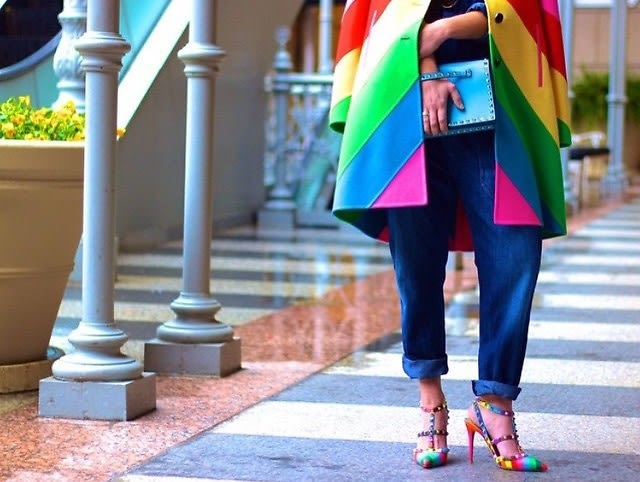 10 Rainbow Pieces To Show Your Pride This Weekend