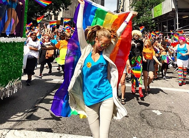 Instagram Round Up: Celebrity Snaps From Pride 2015