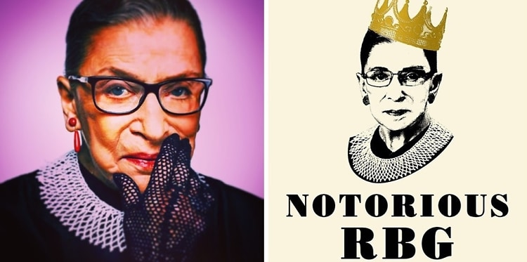 The Notorious RBG: Your Guide To Everything Ruth Bader Ginsburg