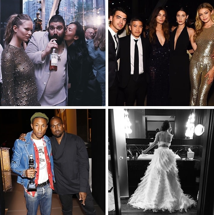 Instagram Round Up: Inside The 2015 CFDA Fashion Awards