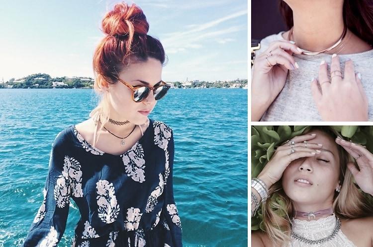 Trend Alert: 7 Cool-Girl Chokers To Rock This Season