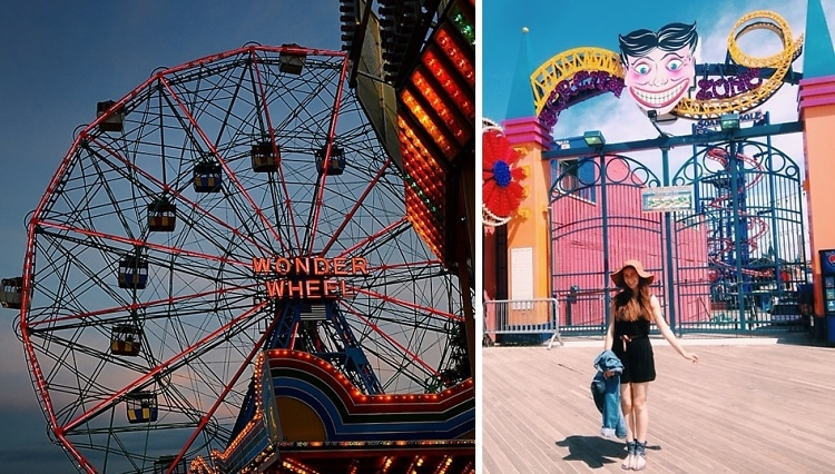 NYC Day Trip: Your Summertime Guide To Coney Island
