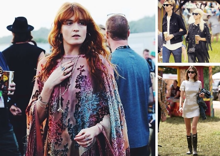 Best Dressed Guests: Glastonbury Festival 2015