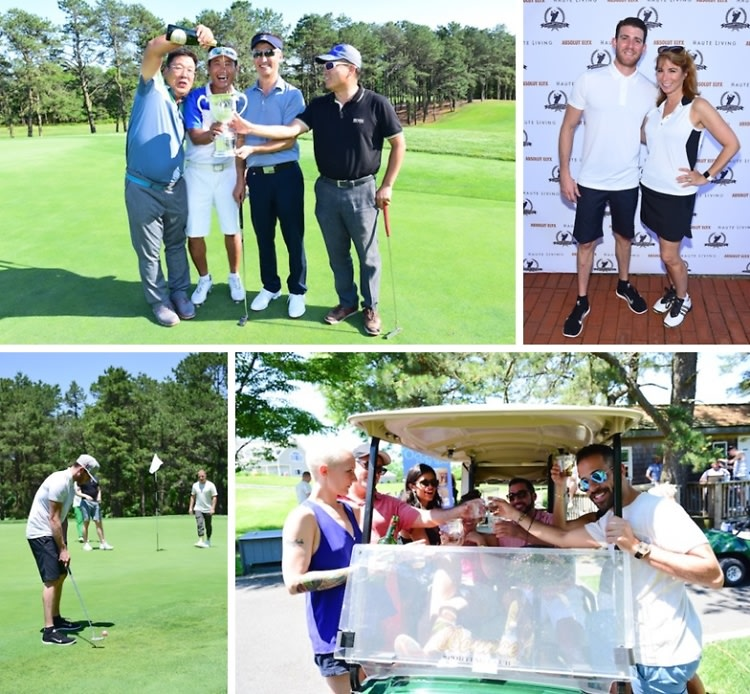 Inside The 2015 Hamptons Golf Classic