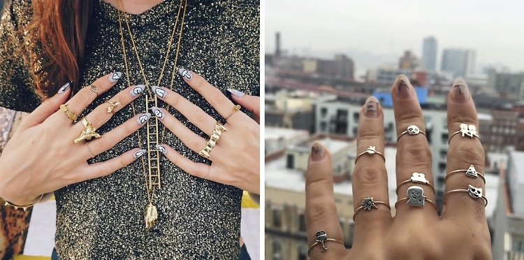 Where To Shop Affordable & Unique Jewelry In NYC