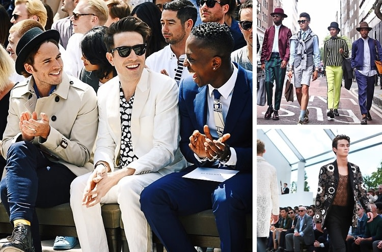 Instagram Round Up: The Best Of London Collections: Men SS 2015