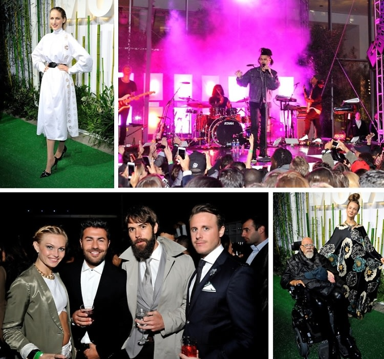 Inside The 2015 Museum of Modern Art's Party In The Garden & After-Party