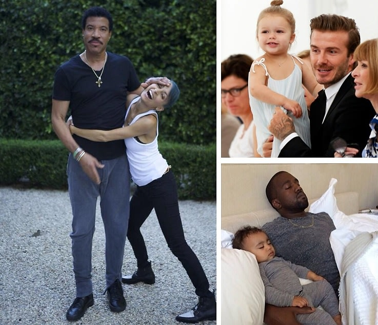 Our Favorite Father-Daughter Celebrity Duos