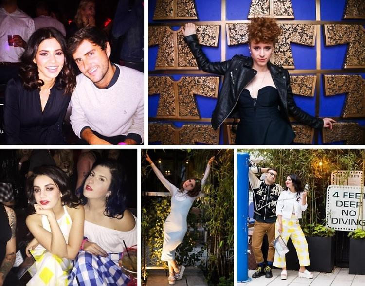 Marina & The Diamonds Host A Star-Studded Bash With NYLON & Boohoo.com