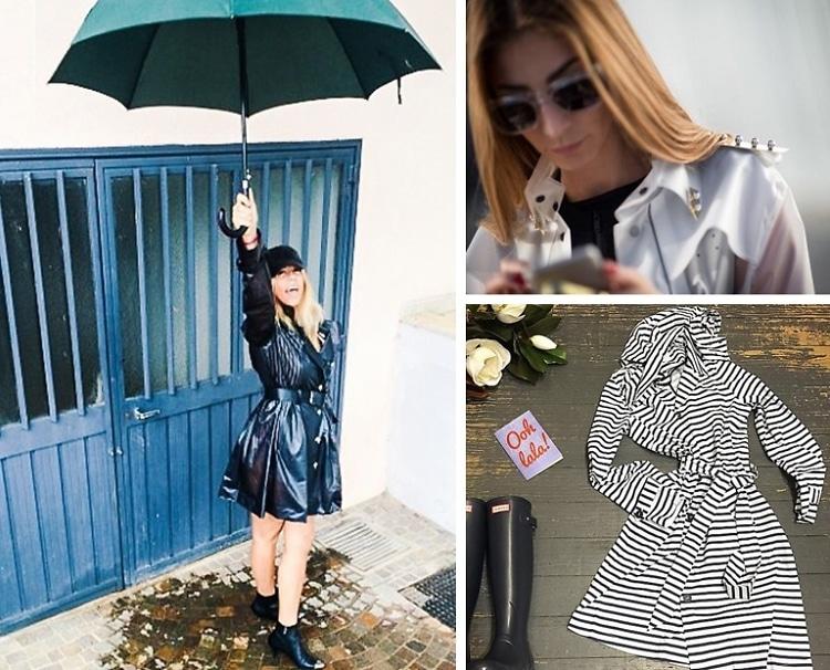 8 Stylish Raincoats Perfect For Summer Showers