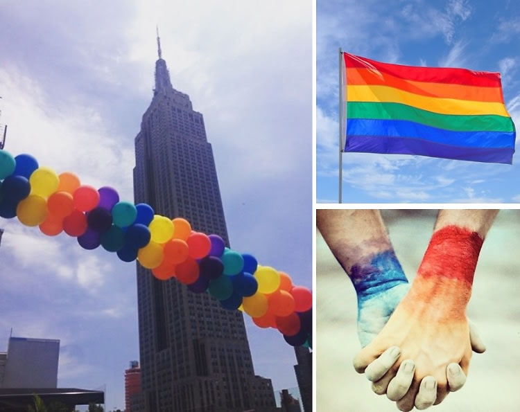 #LoveWins: A Look Back At Our Journey Towards Equality