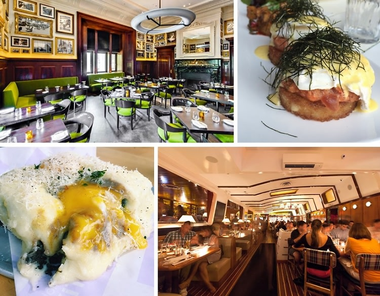 6 NYC Spots To Break You Out Of Your Brunch Rut
