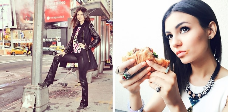 Victoria Justice Weighs In On The Manhattan Vs. Brooklyn Debate