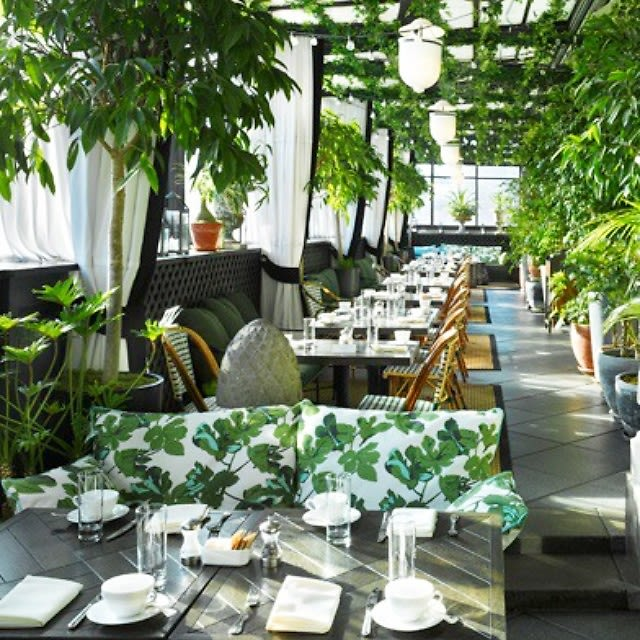 10 perfect first date restaurants in nyc for The terrace top date