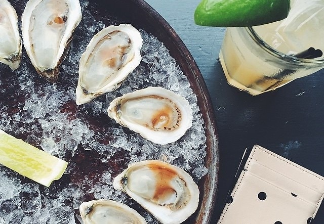 The Best Shuckin' Oyster Happy Hours In NYC