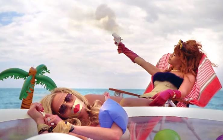 "The 5 Best Things About Rihanna's Epic ""BBHMM"" Video"