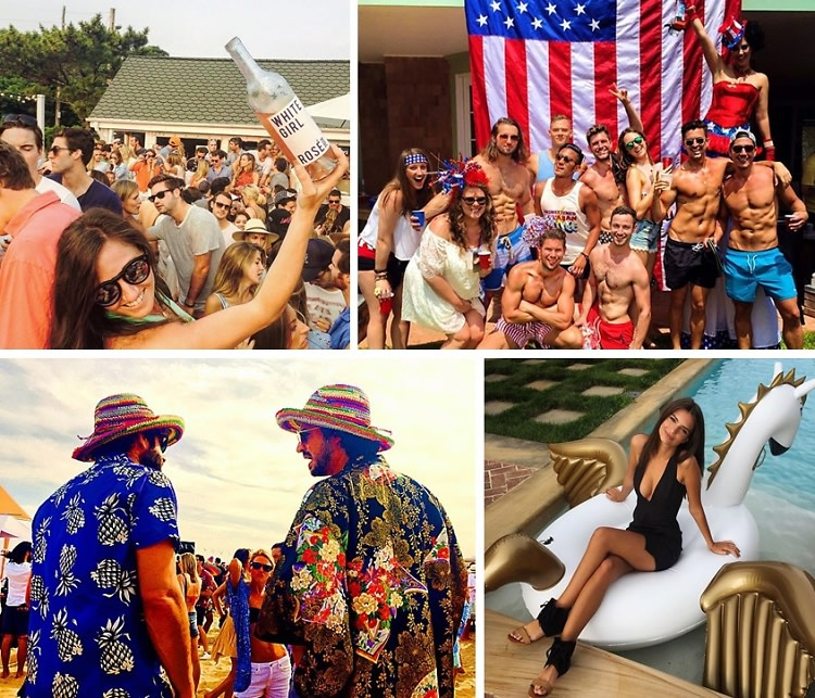 Our Favorite #Hamptons Instagrams From July 4th Weekend 2015