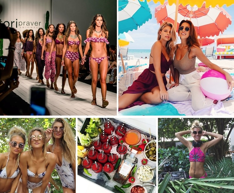 Runway & Party Report: The Best Of Miami Swim Week Resort 2016