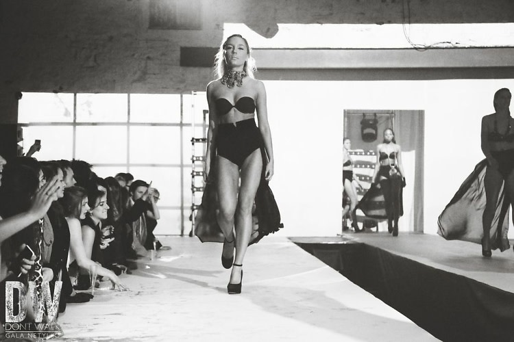 Inside The 2014 DONT WALK Charity Fashion Show