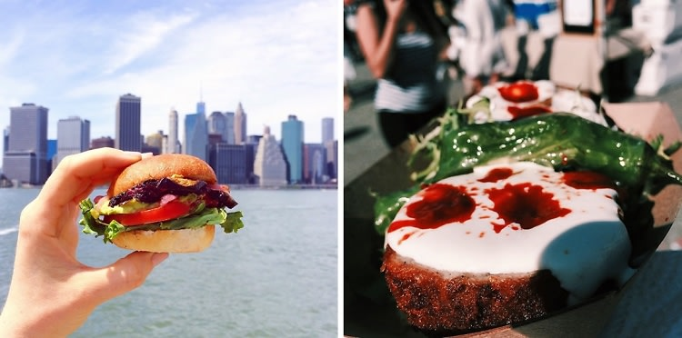 6 Vendors You Can't Miss At Smorgasburg Brooklyn