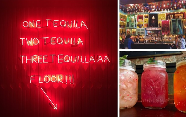 19 Hot Spots To Get Your Drink On This National Tequila Day