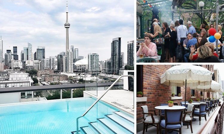 The 6ix Series: 6 Al Fresco Spots To Visit In Toronto