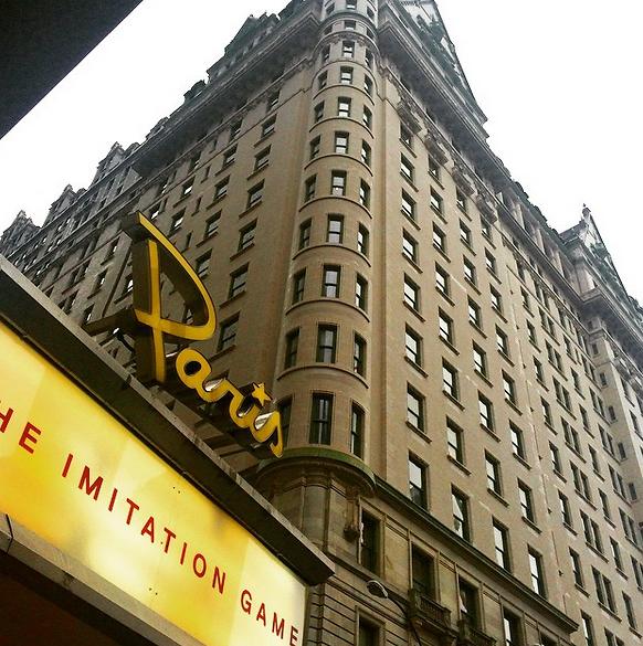 The Paris Theatre