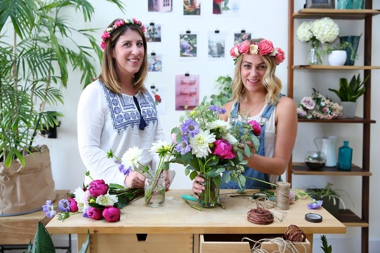 The Flower Girls Behind Something May On Bringing Nature To Brooklyn & More!