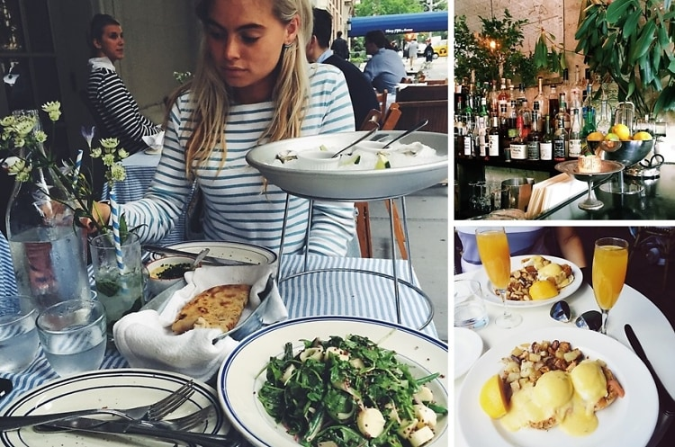 NYC Brunch Spots: The Perfect Table For Two