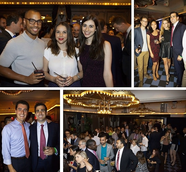 The Manhattan Young Democrats 7th Annual Young Gets Its Done Awards At Up & Down