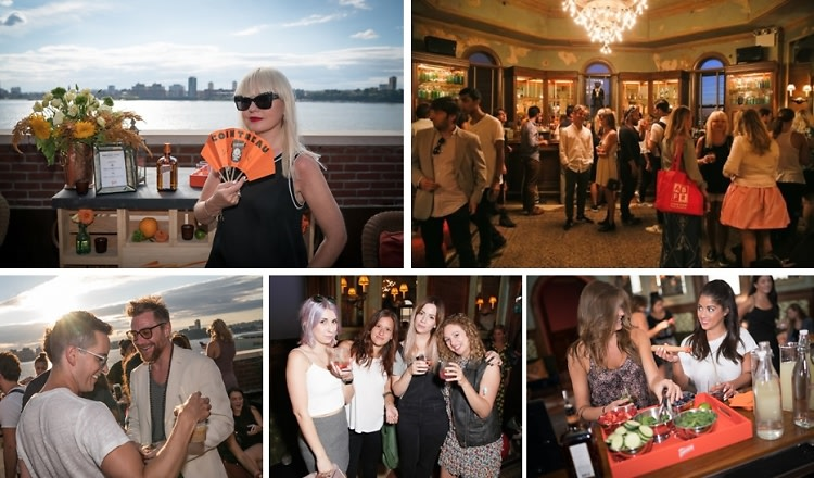 Inside The Cointreau Sunset Summer Soiree Hosted By Fiona Byrne