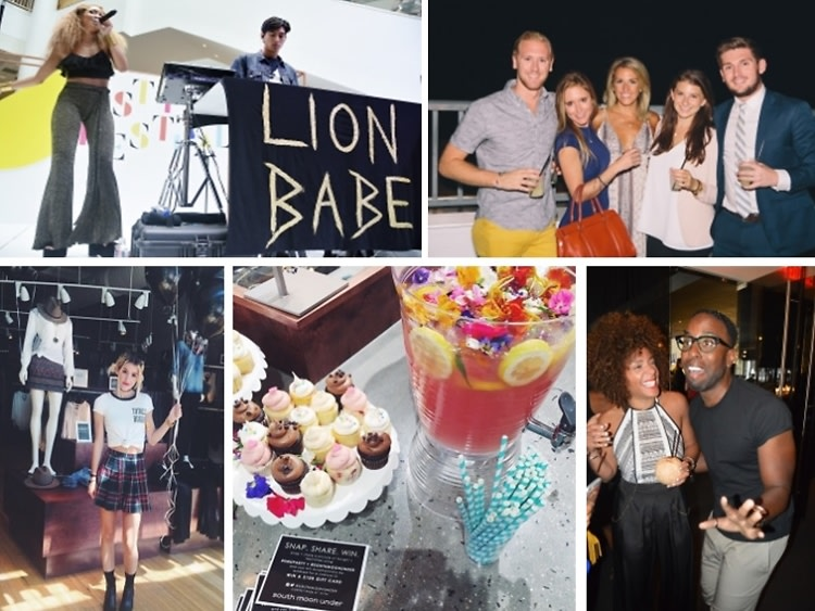 Last Night's Parties: Refinery29 Style Festival At Fashion Centre Of Pentagon City & More!