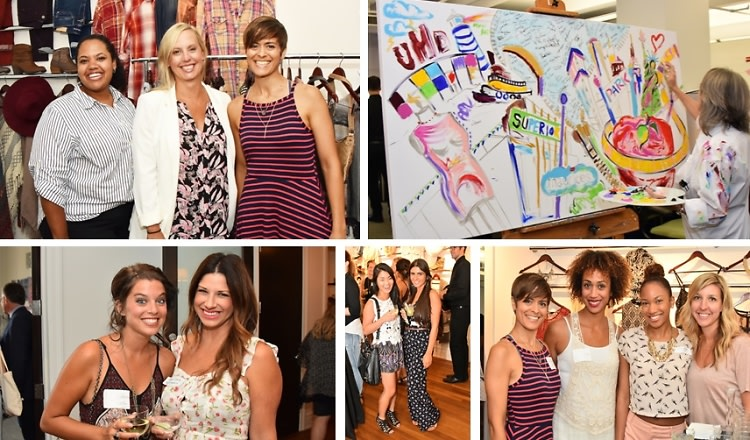 Inside The Grand Opening Of Maurices Design NYC Offices