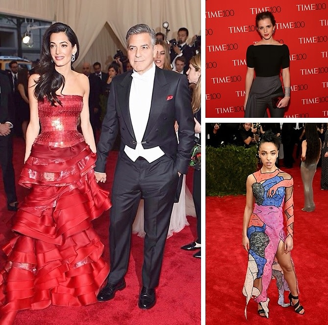 Our Favorite Fashionistas On Vanity Fair's 2015 International Best-Dressed List