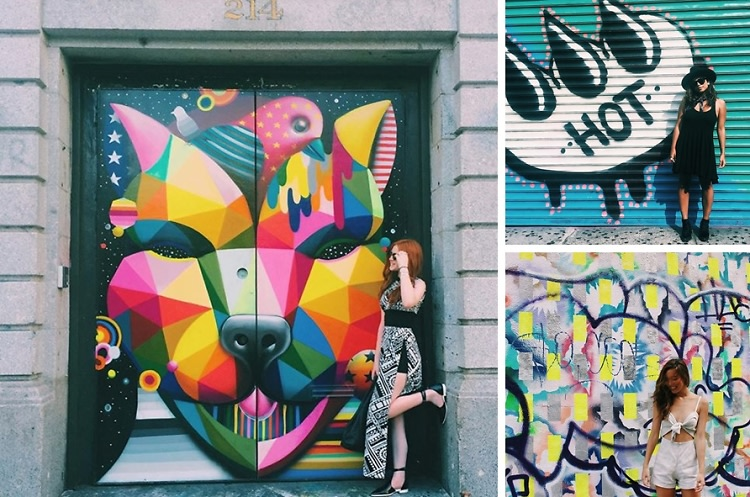 10 Artsy NYC Walls Perfect For Your Next #OOTD: Part 2