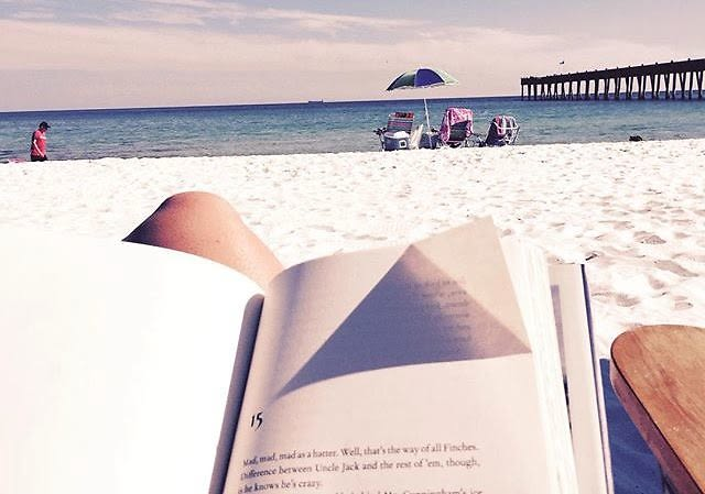 7 Books To Take On The Beach This LDW