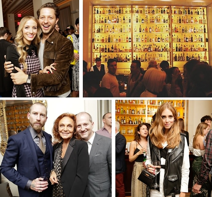 Business Of Fashion & The CFDA Toast The BOF 500 At The EDITION Hotel