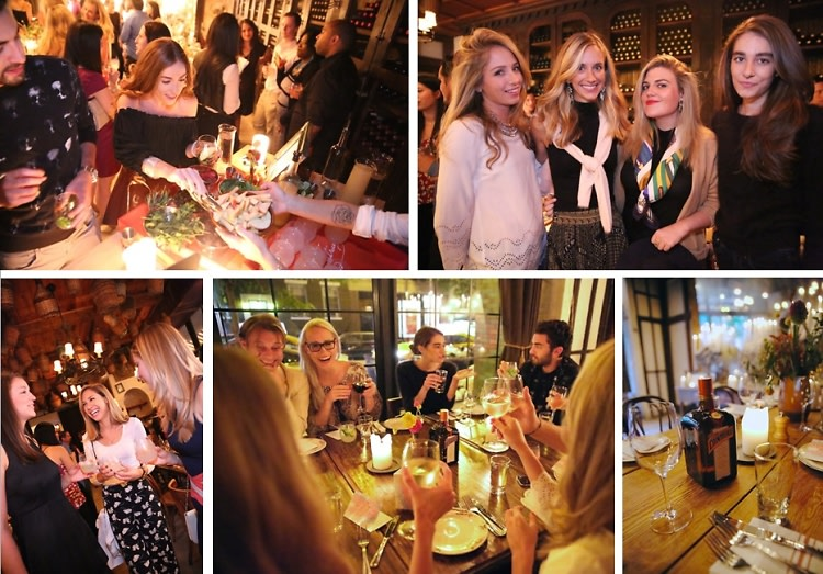 Guest Of A Guest & Cointreau Host An End Of Summer Soirée At Gemma