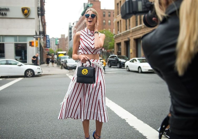 Fashion Week Street Style: Day 3 With Giovanna Battaglia & Rachel Zoe