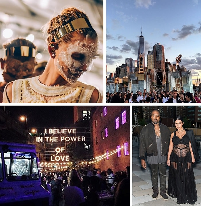 Inside The Givenchy SS16 Runway Show & After-Party