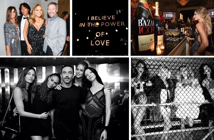 The Top Parties Of New York Fashion Week Fall 2015
