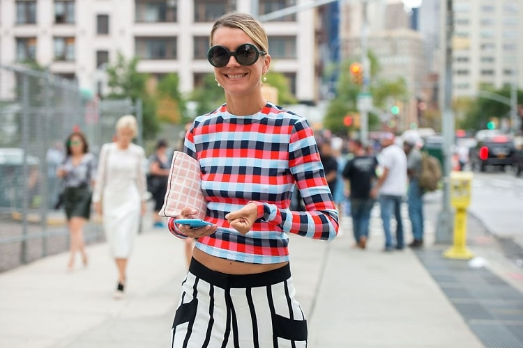 Fashion Week Street Style: Day 2 With Mira Duma & Jaime King