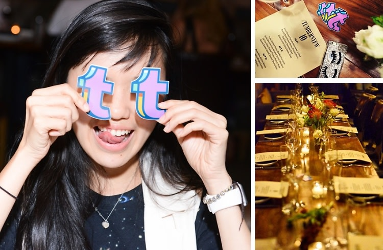 Tumblr IRL: Talking NYFW & Design At Last Night's Creator Dinner