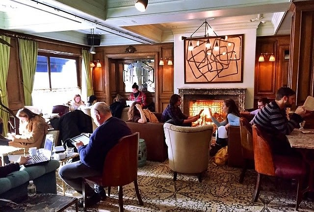 Cuddle Up At These 10 Fireplace Spots In NYC