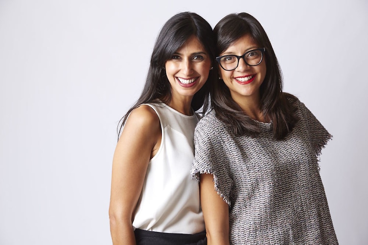 Shilpa Shah and Karla Gallardo