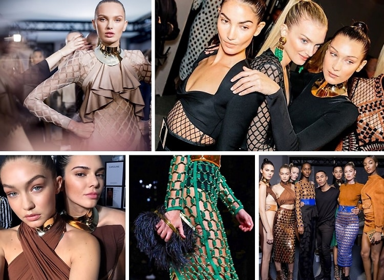Instagram Round Up: The Best Moments From Balmain