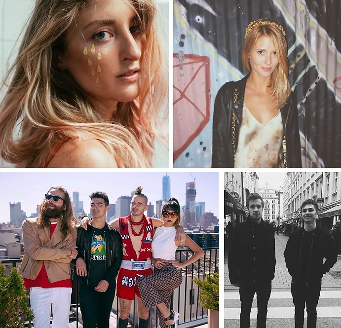 CMJ 2015: 10 New Artists To Know