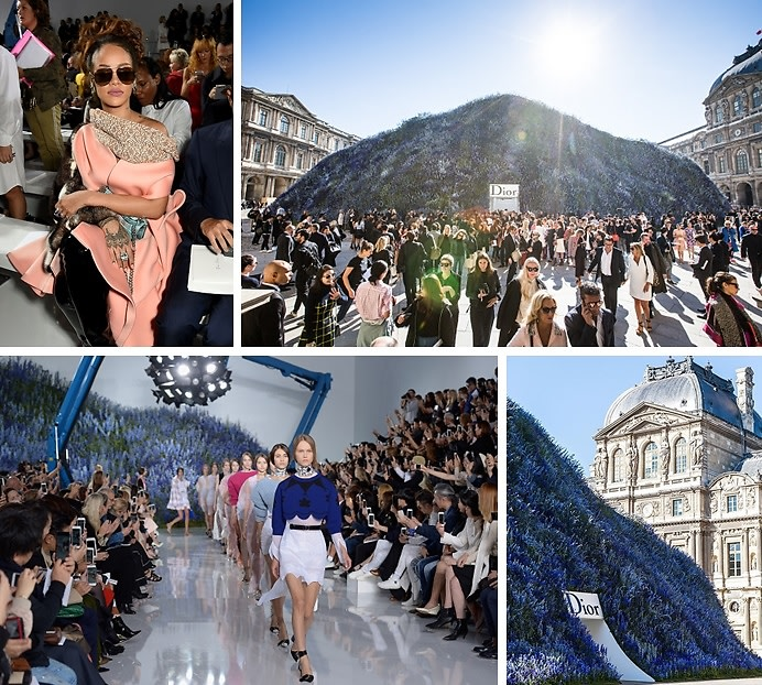 Dior Spring 2016: 5 Things To Know About The Show