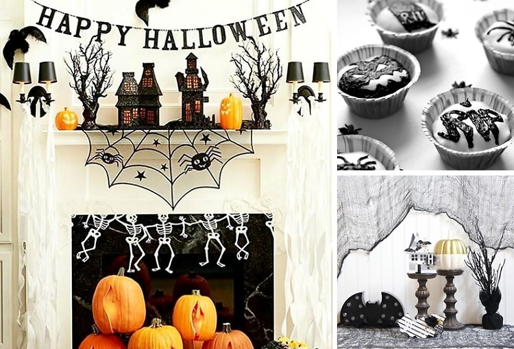 The Lazy Girl's Guide To Throwing A Halloween Party