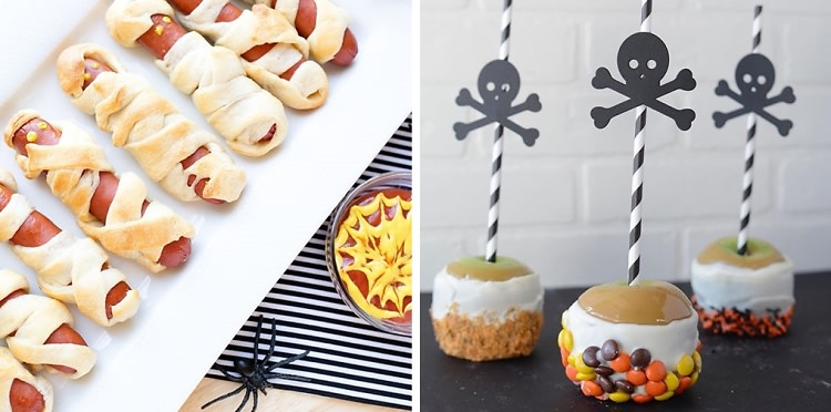 10 Tasty Treats To Whip Up At Your Halloween Party